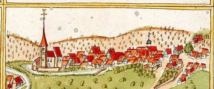 Beinstein und eine echte Kaiserurkunde des Jahres 1086